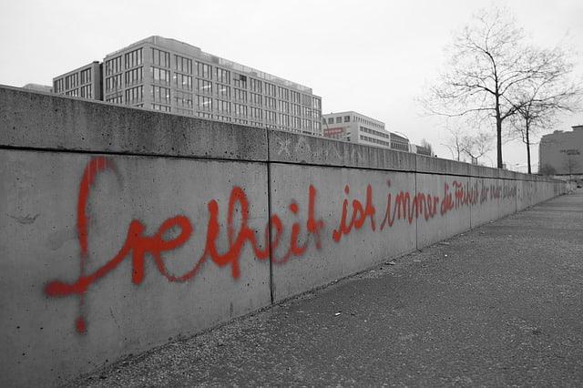 ベルリンの壁写真