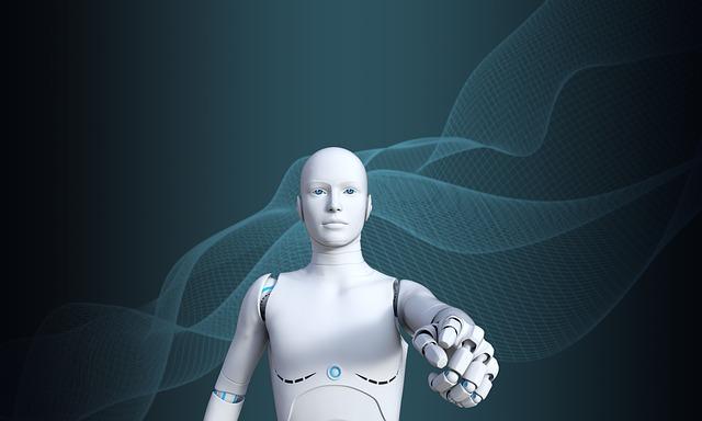 ロボット写真