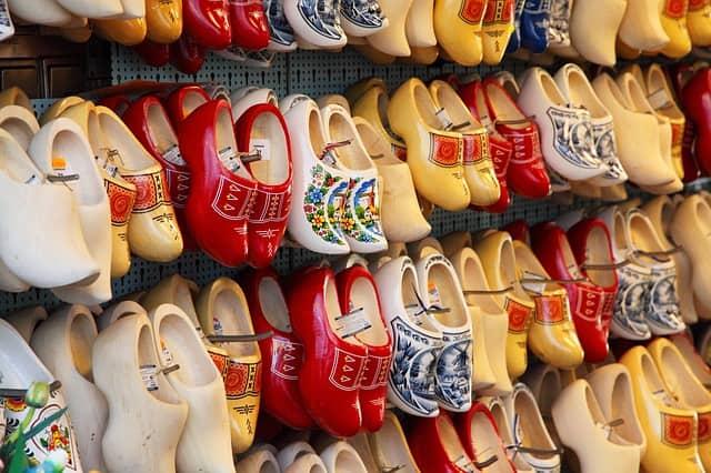 オランダ木靴